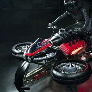 Мотоцикл кој може да лета