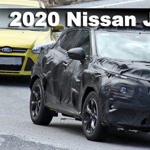 Први фотографии од новиот Nissan Juke