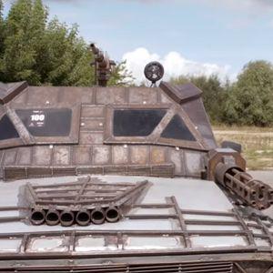 """Направија """"Волга"""" за Третата светска војна"""