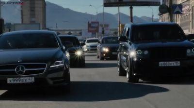 Омилeни автомобили на руската мафија