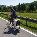 Хрват тргна на пат околу светот – со електричен велосипед