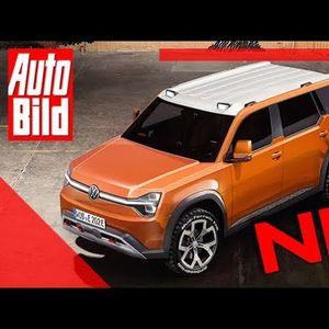 AutoBild со видео најава за Volkswagen T-Rug
