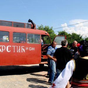 """Автобусот од култниот филм """"Ко то тамо пева"""" се уште вози"""