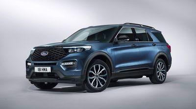Ford Explorer кон крајот на годинава доаѓа и во Европа