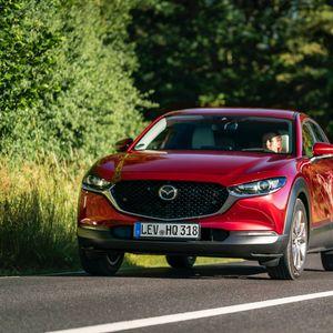 Сите детали за Mazda CX-30