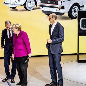 Еве што Ангела Меркел мисли за VW  ID.3