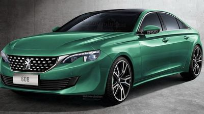Peugeot 608 ќе се произведува – ова е можниот изглед