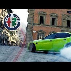 "Alfa Romeo Giulia Quadrifoglio главна ѕвезда во филмот ""6 Underground"""