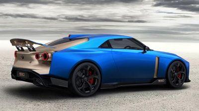 Nissan GT-R влегува во сериско производство