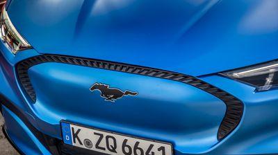 Mustang почна да вози на струја во Европа