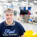 Како Ford од автомобили почна да произведува маски и заштитници за лице (Виде/Фото)