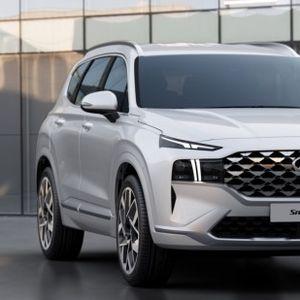 Како изгледа новиот Santa Fe на Hyundai