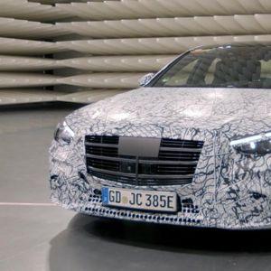 Mercedes-Benz се загрева за новиот S-Class