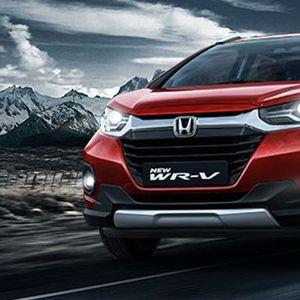 Honda го претстави обновениот WR-V чиј основен модел чини 10.000 евра