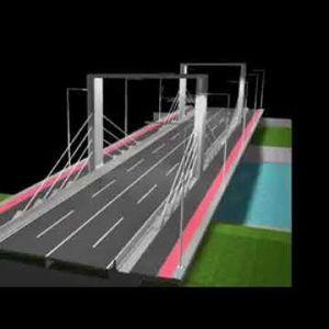 Скопје ќе добие нов мост на Вардар