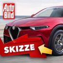 AutoBild го најави изгледот на новиот SUV на Alfa Romeo