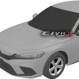 Се појавија првите рендери од новиот Civic – чекор напред или назад во поглед на дизајнот?
