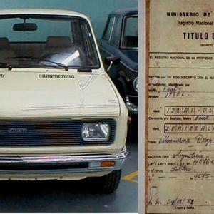 ДАЛИ СТЕ ЗНАЕЛЕ: Марадона возел Fiat 128