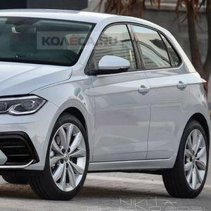 Вака би можело да изгледа новата генерација на VW Polo