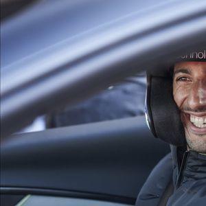 Кога Даниел Рикиардо ќе седне зад воланот на McLaren Artura