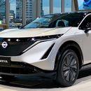Nissan со први нарачки за Ariya – очекува над 100.000 резервации за првите месеци