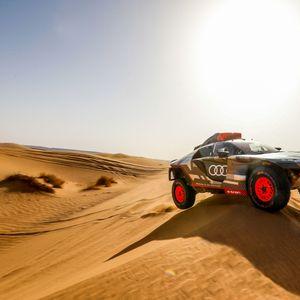 Audi се спрема за релито Дакар – две недели екстремни тестови за RS Q e-tron во Мароко