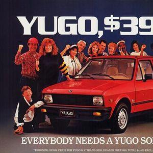 Продадоа над 140.000 возила: Како се рекламираше Yugo во САД