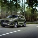 Audi unveils a new look for the Q5