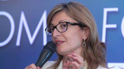 Захариева: Гоце Делчев е едно од многуте прашања што треба да се решат, добрососедството не го измисли Бугарија