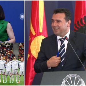 """Заев: Точно е дека е """"фудбалска репрезентација на Северна Македонија"""", но имам 46 години, се случува да згрешам"""