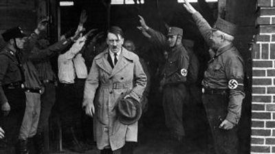 Неуспешна аукција на акварели на Хитлер