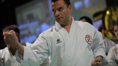 Дејан Недев на семинар во Бразил