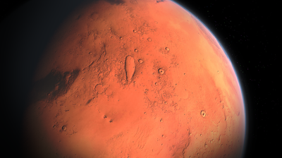 Првиот град на Марс ќе се гради 20 години