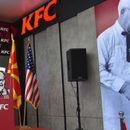 ВИДЕО: Отворен првиот KFC ресторан во Македонија
