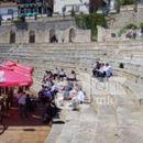 ВИДЕО: Рот и Димитров пред празен Антички театар во Охрид говореа за референдумот