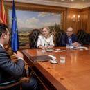 Претставници на ИФЦ од групацијата на Светска банка на средба со Заев најавиja поддршка за приватниот сектор во Македонија