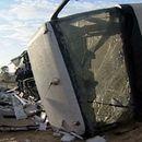 Загина возач на влекач, излетал од коловоз на регионален пат меѓу Идризово и Петровец