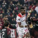 Милан елиминиран од Лигата на Европа