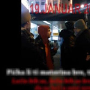 Инцидент на протестот во Белград: Ѓилас ги пцуе и се расправа  со студенти