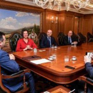 Заев: Мајкрософт е сериозен партнер на Македонија – со продлабочување на соработката придобивки ќе имаат граѓаните