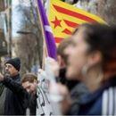 Во протестите во Каталонија 34 лица повредени, четворица уапсени