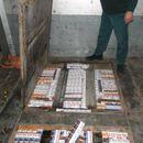 Спречен обид за нелегален внес на 16,5 тони цигари и 13 тони тутун во лист на Табановце и Богородица
