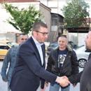 Мицкоски: Власта на СДСМ владее со измами и злоупотреби