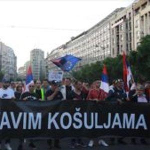 """Нов протест """"1 од 5 милиони"""", на 8 јуни највени се големи протести ширум Србија"""
