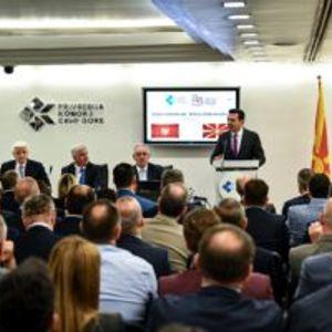 Заев: Отвораме перспективи за соработка на бизнисмените на Северна Македонија и Црна Гора