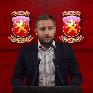 Арсовски: Имаме сериозен сомнеж дека нарачатели на сето ова се врвот на власта