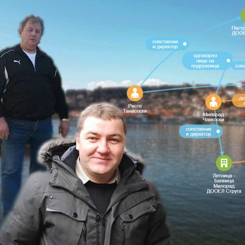 По низа скандали и кражба на риба, државата ја одзема концесијата за Охридско езеро