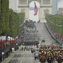 ВИДЕО: Во Париз почна парадата по повод Денот на падот на Бастилја