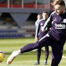 Ракитиќ: Сакам да останам во Барселона