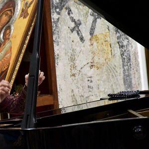"""Младиот јапонски пијанист Томохиро Адачи  ја воодушеви публиката во """"Света Софија"""""""